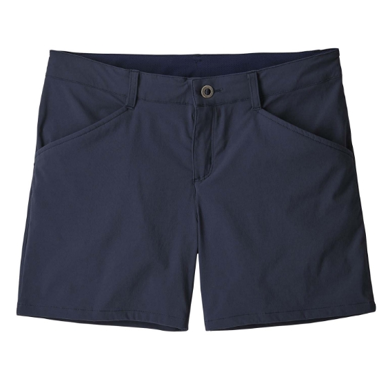 Patagonia Quandary Shorts-5 W - New Navy