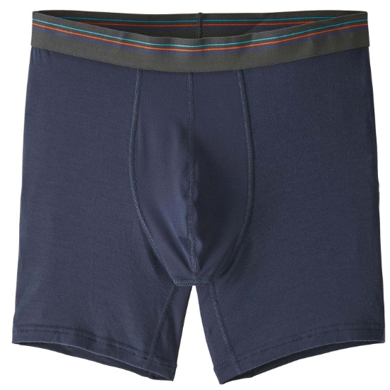 Patagonia Essential A/c Boxer Briefs-6 - New Navy