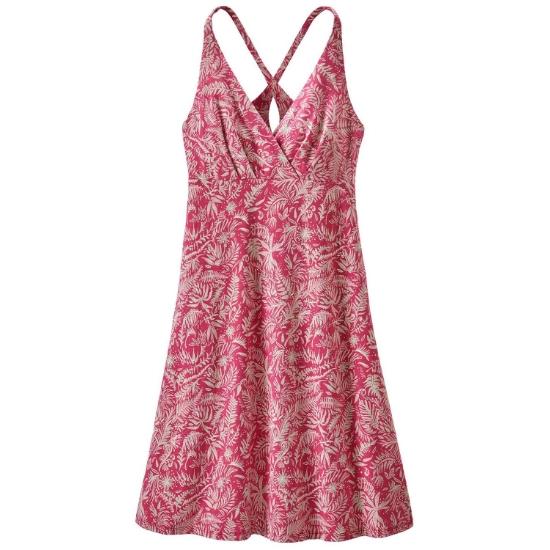 Patagonia Amber Dawn Dress W - Reef Pink