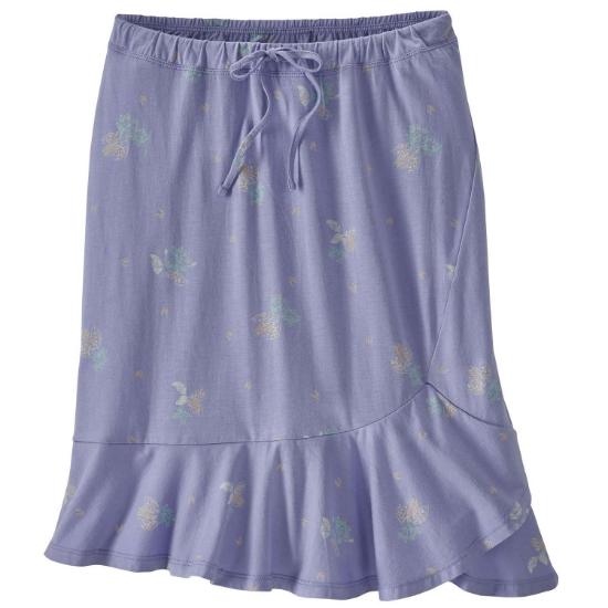 Patagonia Alpine Valley Skirt W - Wattleseed-Light Violet Blue