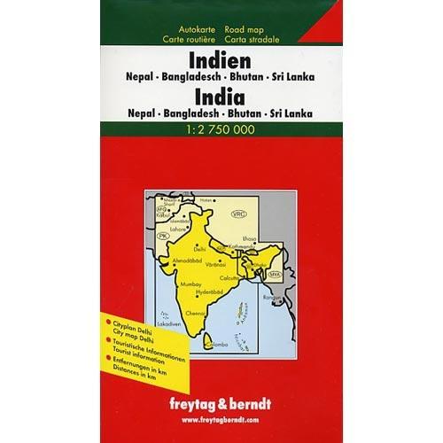India - Nepal - Bangladesh - Sri Lanka - Maldivas