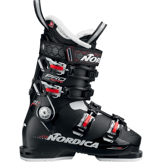 Nordica Pro machine 95 W Thermoformable - Nero/Nero Perla
