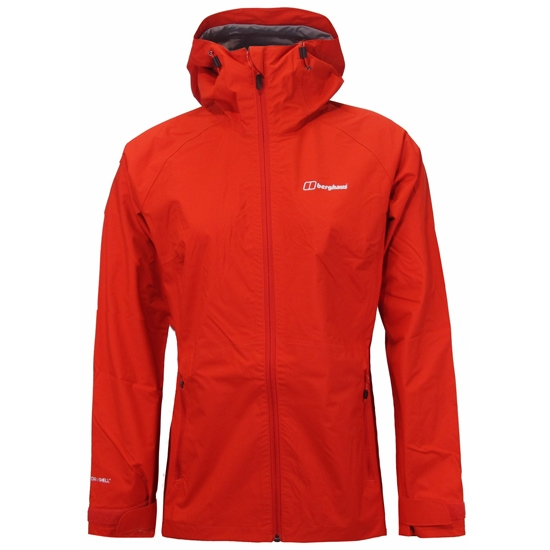 Berghaus Deluge Pro Shell Jacket W - Orange
