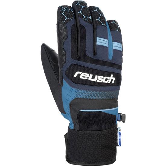 Reusch Stuart R-TEX® XT - Black/Dres blue/Bach
