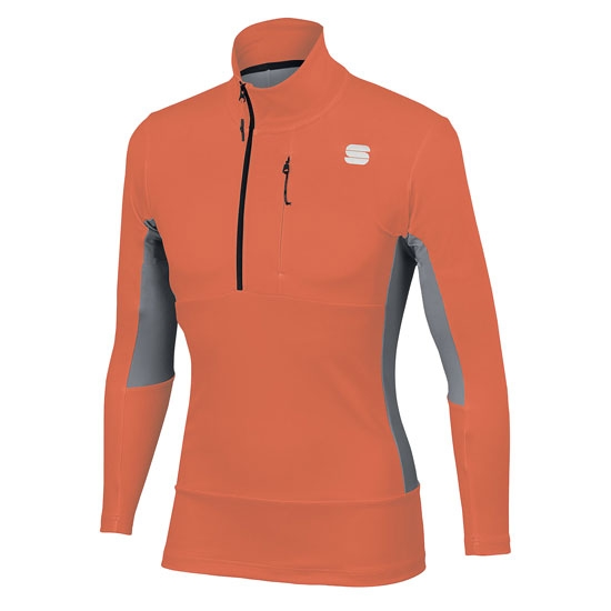 Sportful Cardio Tech Jersey - Orange Sdr/Cement