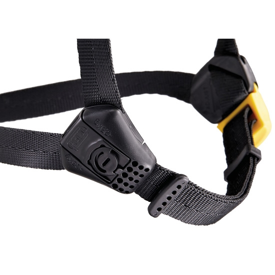 Petzl Vertex HI-Viz - Photo of detail