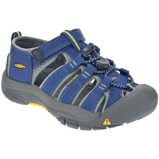 Keen Newport H2 Sandals Child - Blue Depths/Gargoyle
