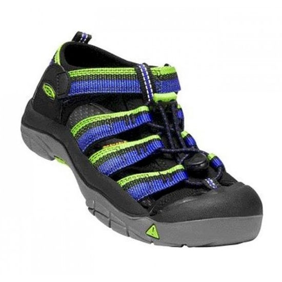 Keen Newport H2 Little Kid - Racer Black