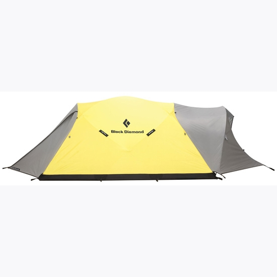 Black Diamond Bombshelter Tent - Detail Foto