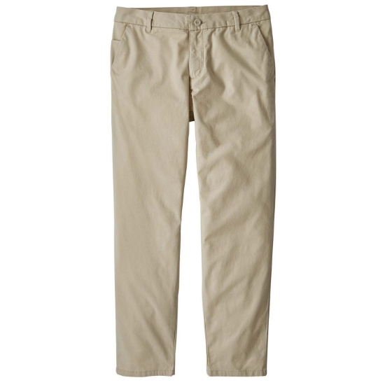 Patagonia Stretch All-Wear Cropped Pants W - Pelican