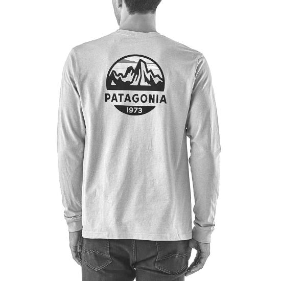 Patagonia Fitz Roy Scope Responsibili-Tee - Photo of detail