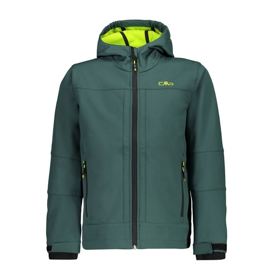 Campagnolo Fix Hood Softshell Boy - Pino