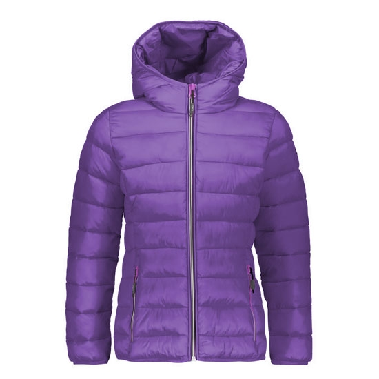 Campagnolo Fix Hood Jacket Girl - Iris