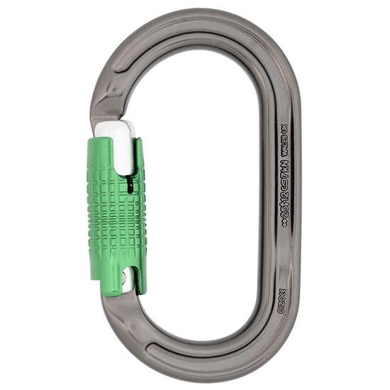 Dmm Ultra O Locksafe - Titanium/Green