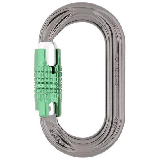 Dmm PerfectO Locksafe - Titanium/Green