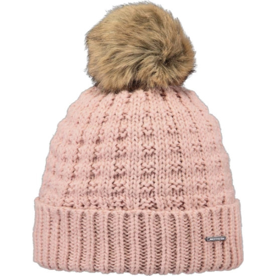 Barts Filippa Beanie W - Pink