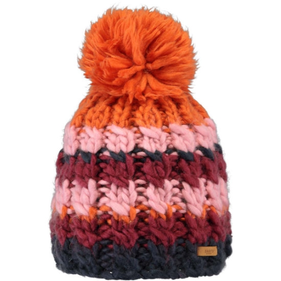 Barts Feather Beanie W - Maroon