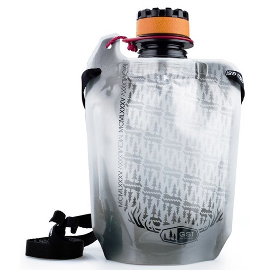 Gsi Outdoors Highland Flask- 9 Fl Oz -