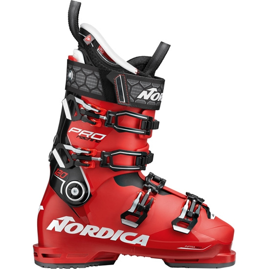 Nordica Pro Machine 120 Thermoformable - Rosso/Nero
