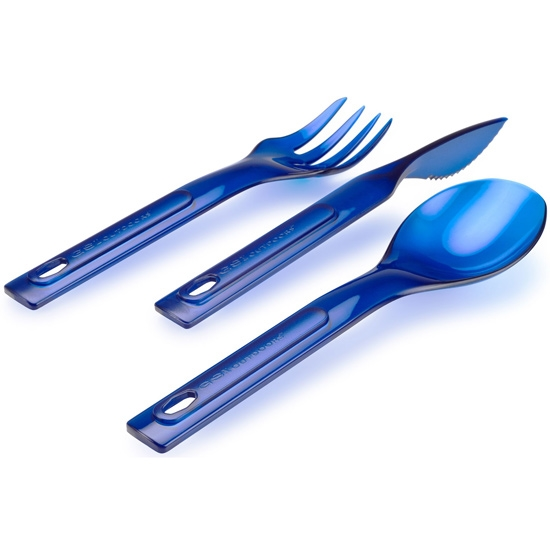 Gsi Outdoors Stacking Cutlery Set - Photo of detail