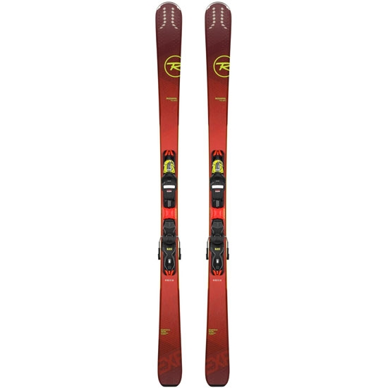 Rossignol Experience 80Ci + XP11 GW - Red