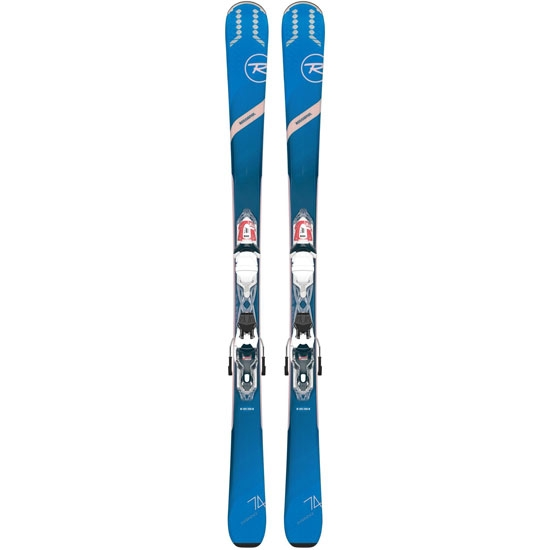 Rossignol Experience 74 W  + Xpress 10 - Blue/White