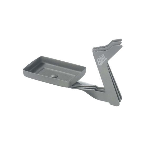 Esbit Titanium Solid Fuel Stove -