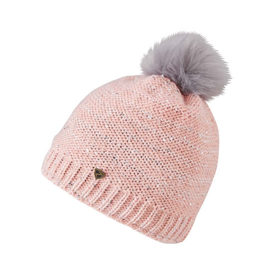 Ziener Itrin Hat - Light Rose