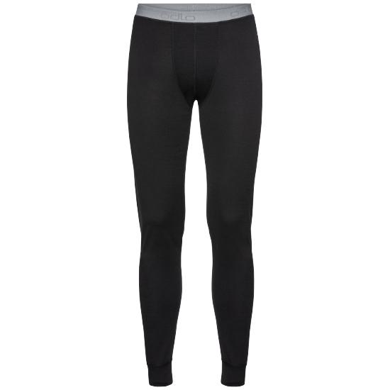 Odlo Bottom Pant Merino Warm - Black