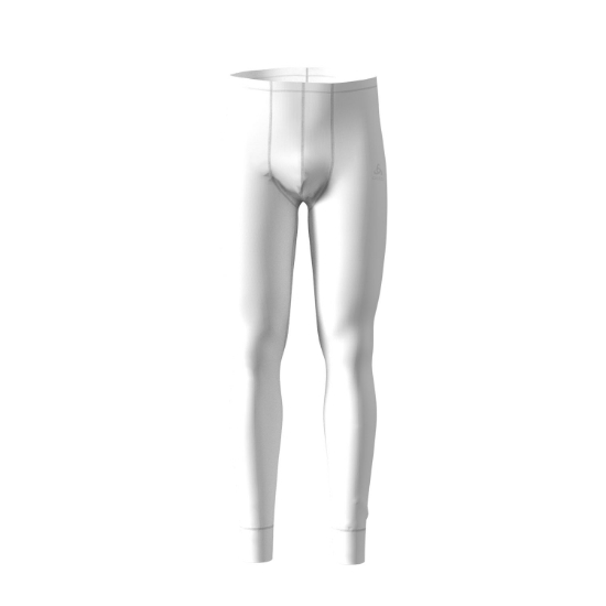 Odlo Bottom Long Active Warm - White