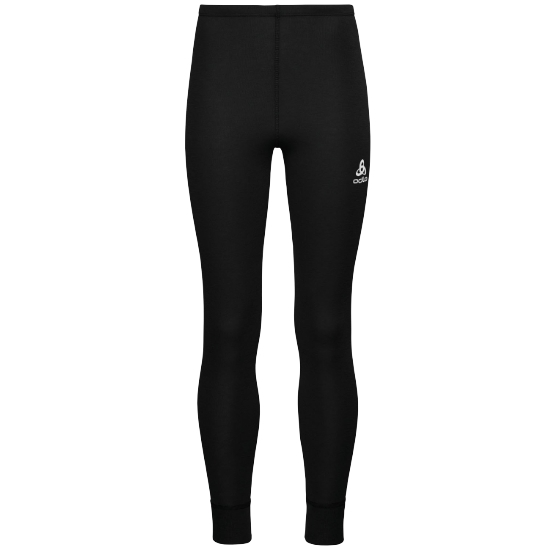 Odlo Bottom Long Active Warm Kids - Black