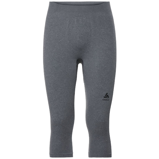 Odlo Bottom 3/4 Perf Warm - Grey Melange