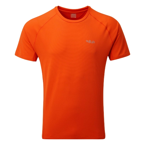 Rab Force SS Tee - Firecracker
