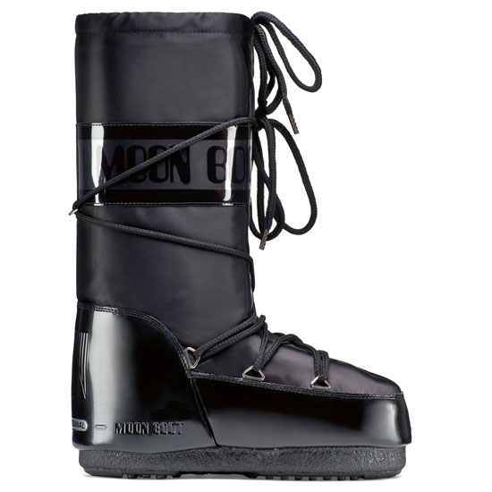 Moon Boot Glance Girl - Black