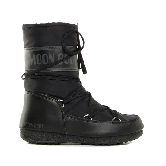 Moon Boot W.E. Soft Shade Mid W - Black
