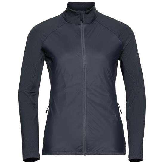 Odlo Velocity Element Jacket W - Odyssey Gray