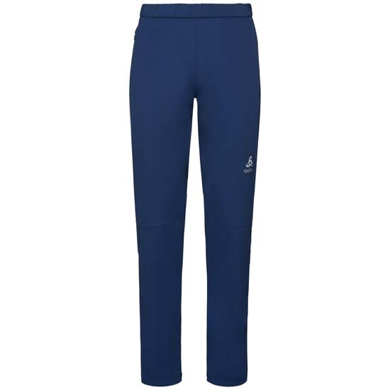 Odlo Aeolus Element Pants - Estate Blue