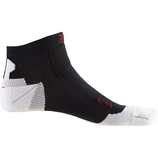 Xsocks Run Discovery - Black Melange