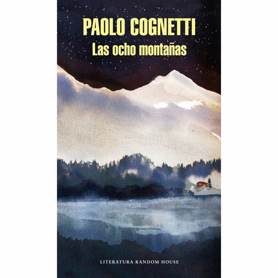 Ed. Literatura Random Hou Las ocho montañas -