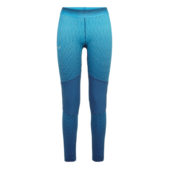 Salewa Pedroc Winter 2 PL Tights W - Hawaiian Blu