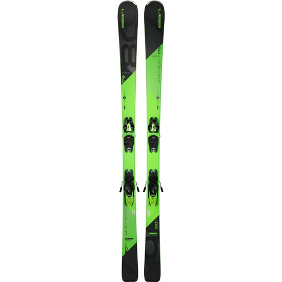 Elan Amphibio 80 TI PS + ELX 11.0 - Green/Black