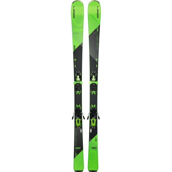 Elan Amphibio 10 TI PS + ELS 11.0 - Green/Black