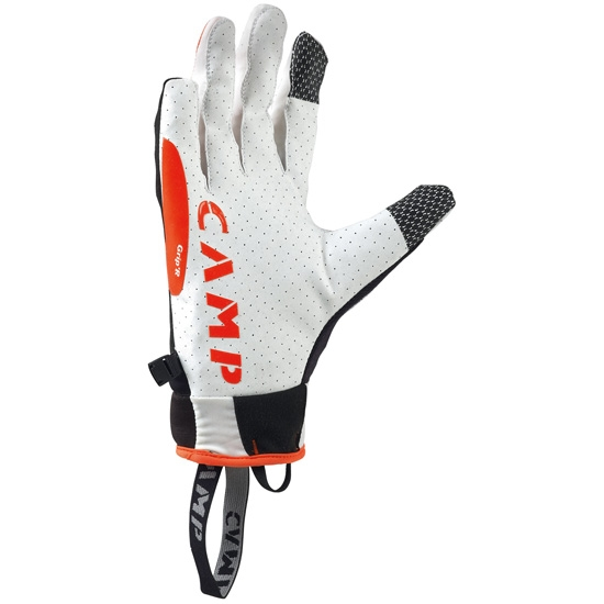 Camp G Comp Racing - Black/Orange