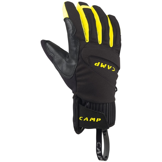 Camp G Hot Dry - Black/Yellow