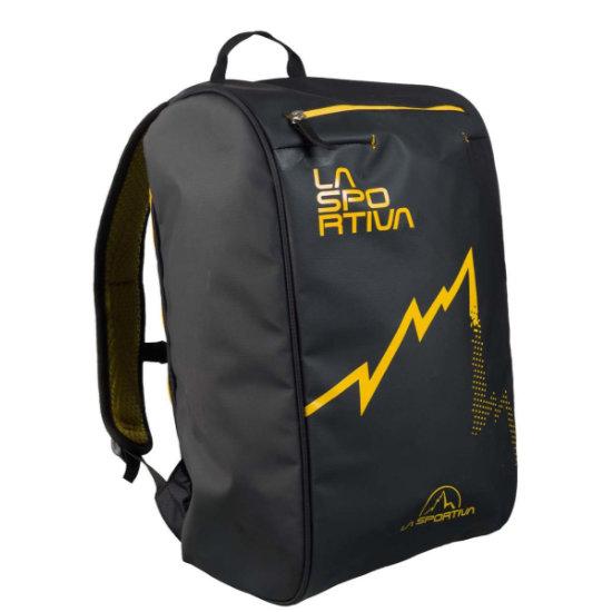 La Sportiva Climbing Bag - Black/Yellow