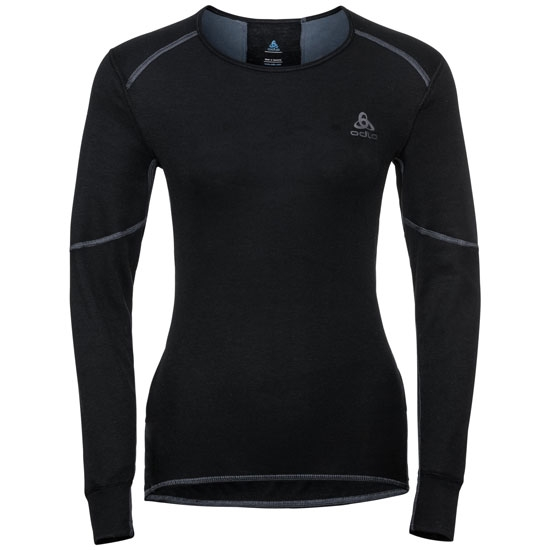 Odlo Top Crew Neck Active X Warm - Black