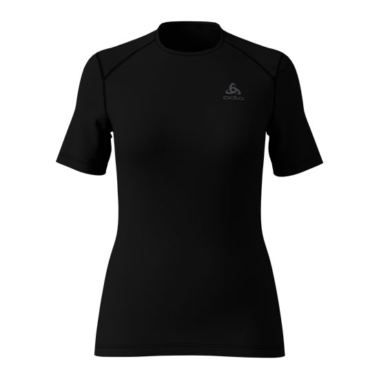 Odlo Warm Shirt SS W - Black
