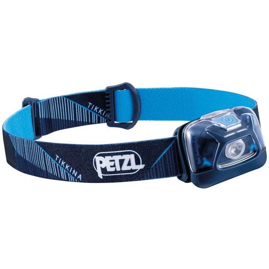 Petzl Tikkina 250 lm - Azul