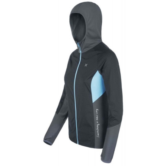 Montura Combo Full Zip Maglia W - Photo of detail