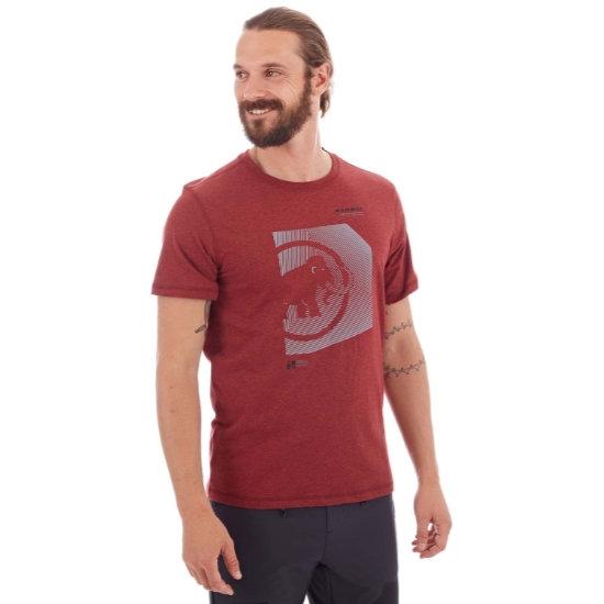 Mammut Sloper T-Shirt - Photo of detail
